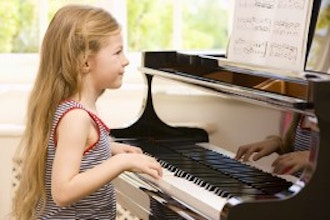 Beginner Piano (5-6 yr olds)