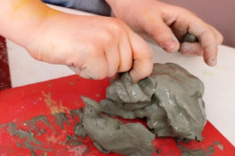 Explorations in Clay: Fantastic Beasts (Ages 5-9)