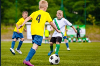 Super Soccer Stars (Ages 7 to 10)