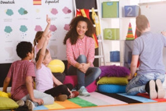 6-Week Spanish for Kids (Ages 4-9)