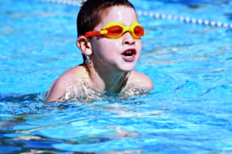 Swimming: Children's Group Class