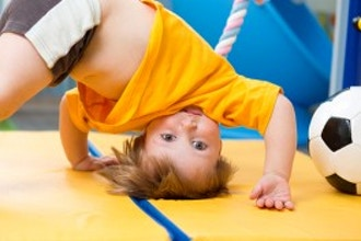 Trampoline and Tumbling (Ages 7+)