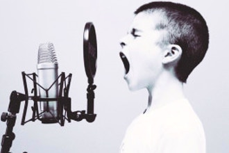 Summer 5 - 8yrs Voiceover Acting