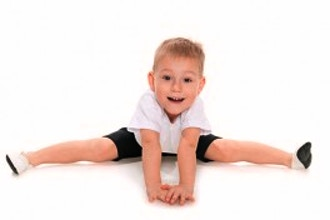 Itsy Bitsy Yoga for Tykes