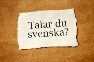 Swedish Beyond Beginners