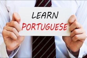 Portuguese Beginner (Intensive)