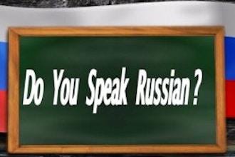 Total Beginner Russian