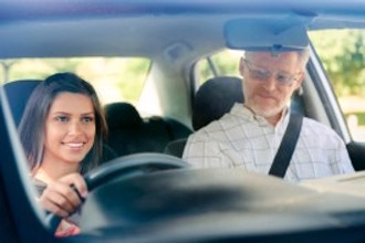 Teen Driving: Behind The Wheel Instruction