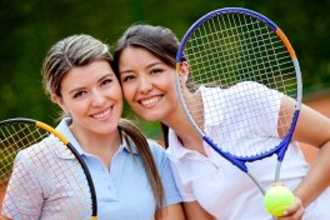 Tennis (Advanced Beginner/Low Intermediate)