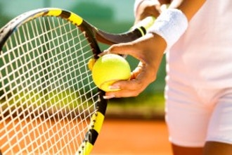 Tennis Clinic: Mixed Levels