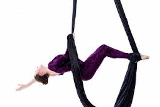Aerial Hoop For Beginners & Open Hoop Practice For All