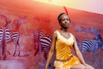 AfroDance Workshop With MrShawtyme