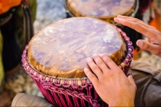 Kumandi African Drum and Dance Camp (Ages 6-12)