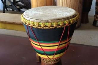Kumandi African Drum and Dance Camp (Ages 3-5)