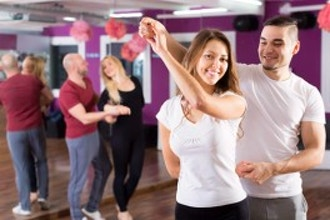 1 Hr Bachata Lessons for 1-2 people(Private)