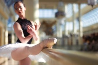 Advanced Intermediate Ballet w/ Accompanist