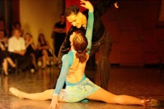 INTERMEDIATE LEVEL BALLROOM DANCE