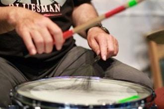 Adult Drummin