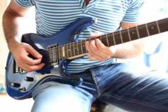 Music: Beginning Guitar Rock Star (Ages 8-14)