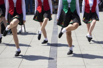 Intermediate Irish Dance Solos & Figures for Adults