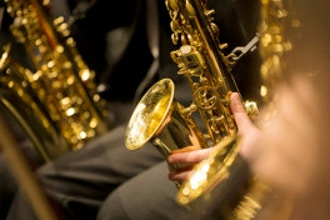 Swinging Jazz Ensemble (Teens)