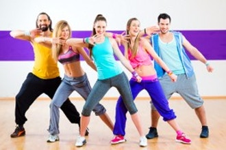 Zumba Happy Hour Class at OZIO ROOF