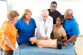 Adult CPR + First Aid + AED Certification