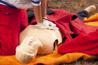 ARC Adult And Pediatric First Aid/CPR/AED (BLENDED)