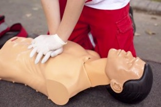 Heartsaver First Aid with CPR & AED