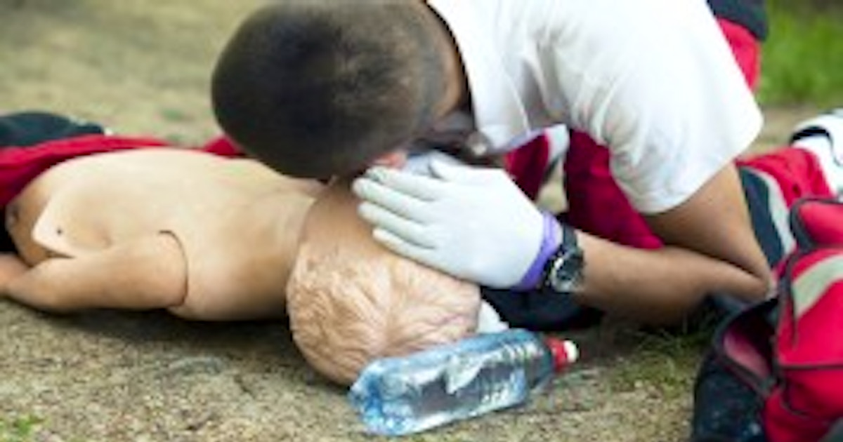 First Aid (Pediatric/Adult) & CPR/AED - CPR Classes Boston