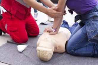 FIRST AID & CPR Training Complete Package