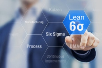 Combo: Lean Six Sigma Green & Black Belt Cert.