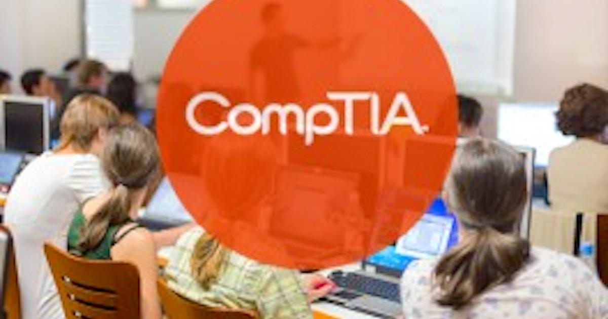 Comptia A Certification Exam Prep Comptia A Training Washington