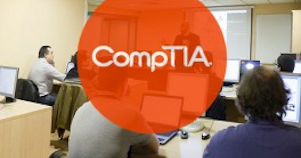 Security Certification Boot Camp Comptia Security Training