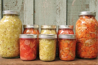 Kid's Canning