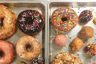 Bite Size: Doughnuts and Latkes Workshops