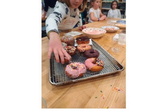 KId's Pastry (Ages 6-12)