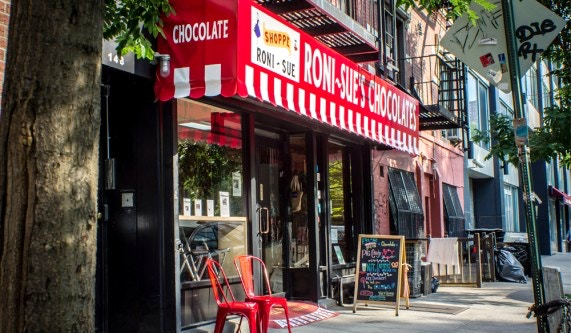 Roni-Sue's Chocolates