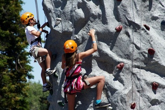 Kids & Teens Summer Rock Climbing Day Camp