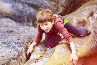 Kids Climbing Camp
