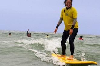Yoga & Surf Workshop