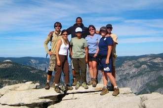 Backpacking to Yosemite's Half Dome