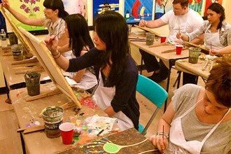 BYOB Painting Express Session
