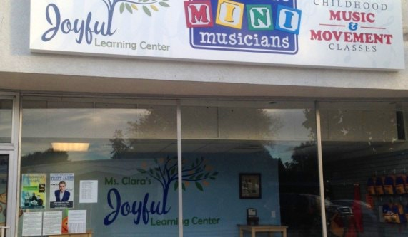 Ms. Clara's Mini Musicians