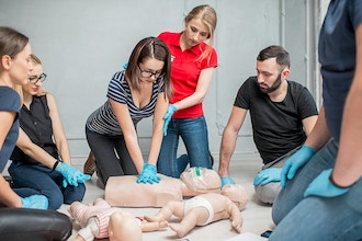 Heartsaver Basic CPR/AED/First Aid Instructor