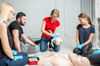 New Parent Preparation: Pediatric First Aid CPR