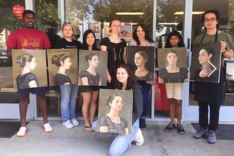 Portrait Painting (Ages 10 - 16)