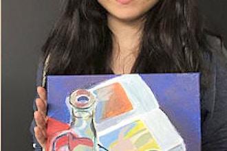 Summer Art Lessons (4-7 yrs)