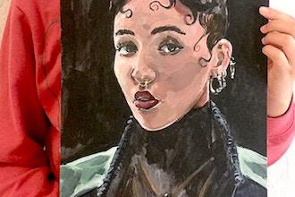 Contemporary Portrait (Ages 10-16)