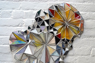 Stained Glass and 3D Sculptures